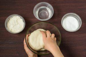 Zoutdeeg maken recept