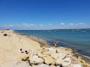 Strandvakantie - strand opruimen