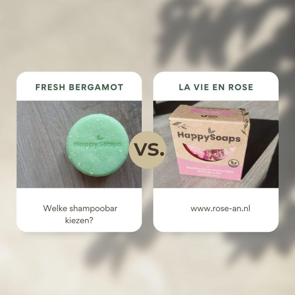 Bergamot VS La vie en rose
