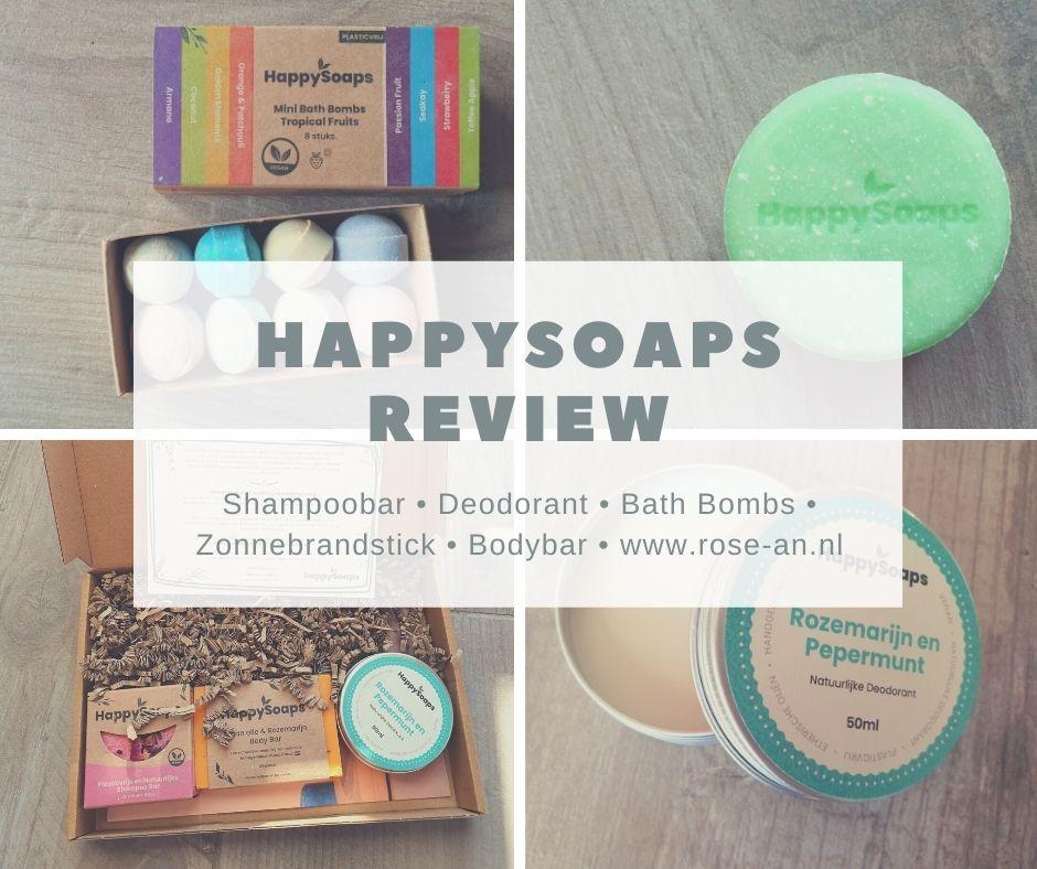 Happysoaps review